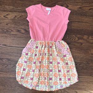 Matilda Jane Candy Apple dress sz 8
